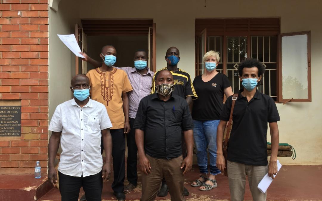 Einblick in die Workshops des RHU Uganda